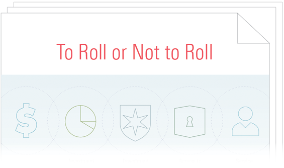 To Roll or Not to Roll