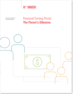 Financial Turning Points: The Parent's Dilemma
